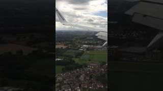 Ryanair: Atterraggio estremo