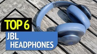 Video TOP 6: JBL headphones 2018 download MP3, 3GP, MP4, WEBM, AVI, FLV Juli 2018