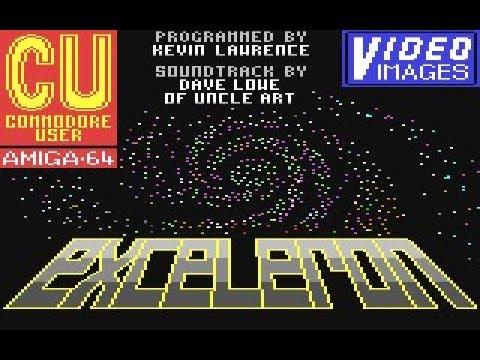 C64 Longplay: Exceleron