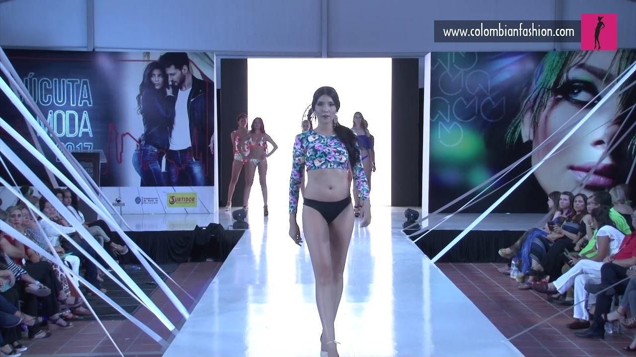 Pasarela Yuriko - Cúcuta Fashion Week 2017