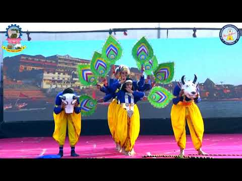 JAI ARIHANT INTERNATIONAL SCHOOL, HALDWANI, NAINITAL......Indian Folk Performances