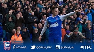 TOP 10   Tom Lawrence's superb strikes for Ipswich Town