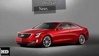 Hot News !!!! 2018 Cadillac ATS V Coupe   Exterior and Interior