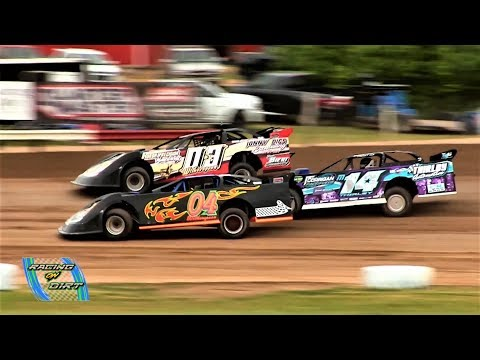 6-9-18 Late Model Heat 4 Merritt Speedway
