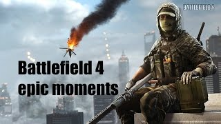 bf4 epic moments compilation
