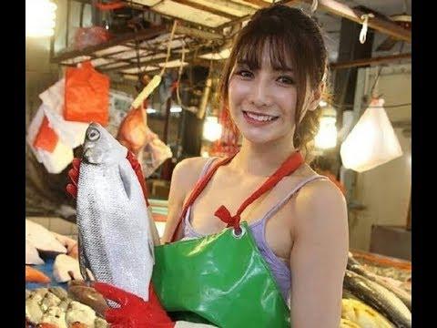 Penjual ikan Cantik & seksi dari Taiwan Mp3