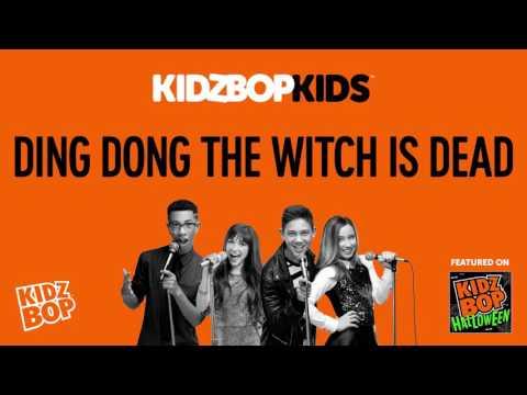 KIDZ BOP Kids  Ding Dong The Witch Is Dead KIDZ BOP Halloween