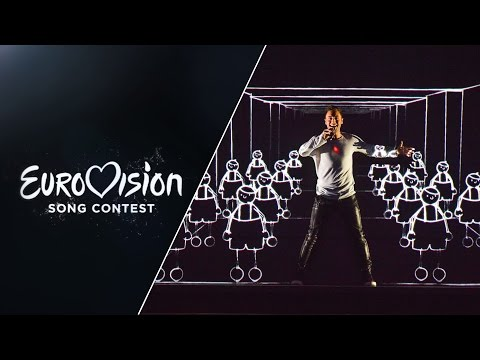 Måns Zelmerlöw - Heroes (Sweden) - LIVE at Eurovision 2015: Semi-Final 2