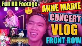 Anne-Marie CONCERT VLOG 2018 | Daven VLOG #4