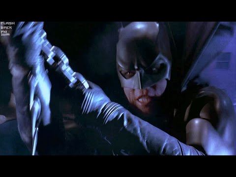 Harvey & Batman Helicopter | Batman Forever