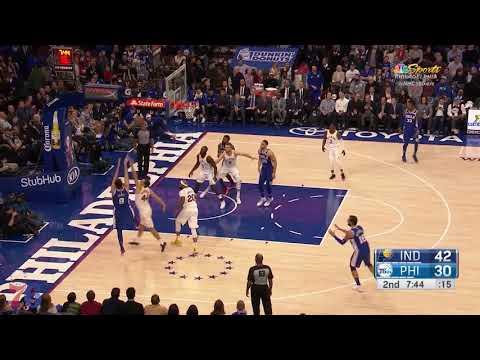 Dario Saric | Highlights vs Pacers (3.13.18)