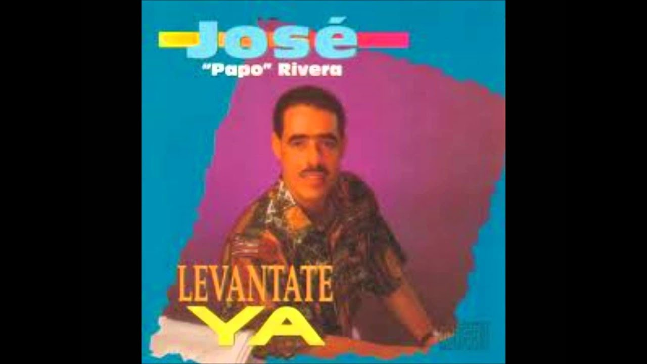 Jose Papo Rivera Vacio Vacio Youtube