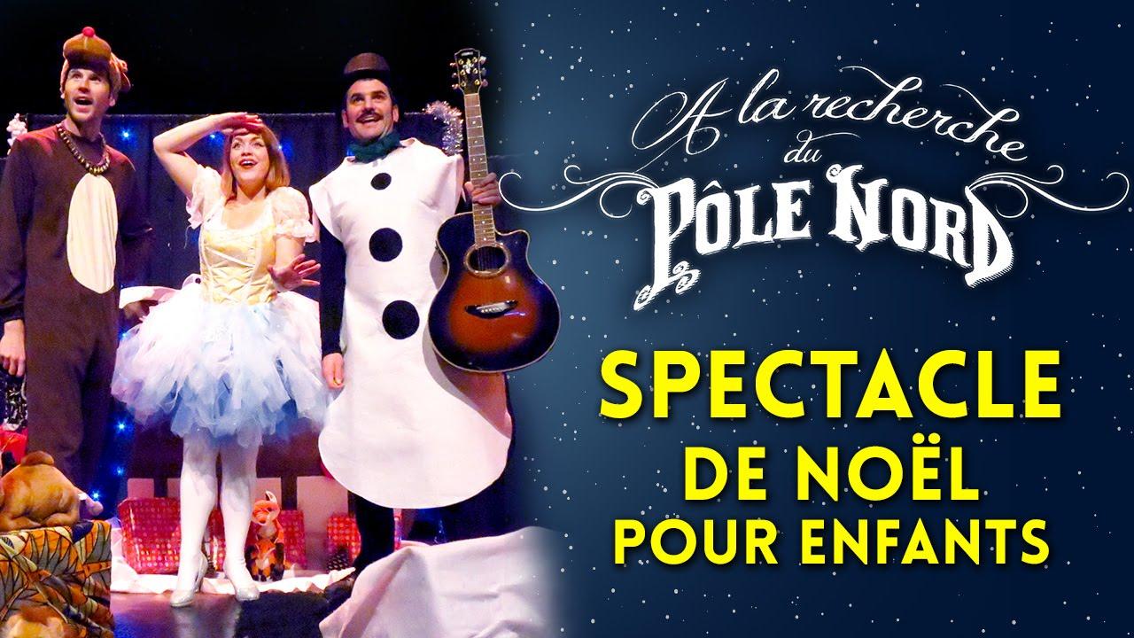 spectacle de noel pour enfants TEASER   Spectacle de Noël pour enfants : A la recherche du Pôle  spectacle de noel pour enfants