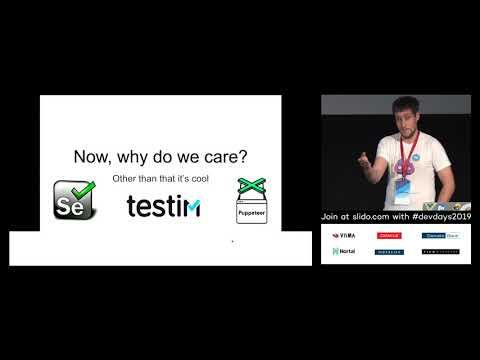 Exploring The Chrome Debugger Protocol For Test Authoring By Benjamin Gruenbaum