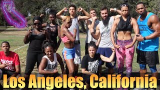 train with tpindell los angeles california