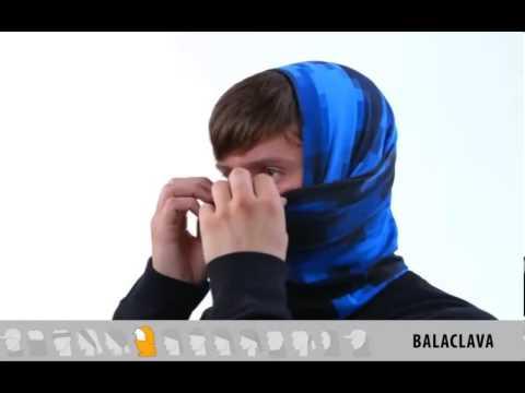 Multi-Function Headwear - YouTube 4266d2de783