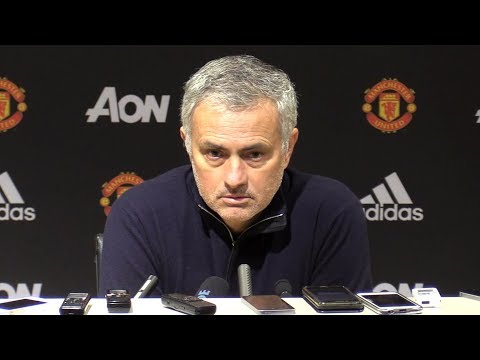 Manchester United 0-0 Southampton - Jose Mourinho Post Match Press Conference - Premier League