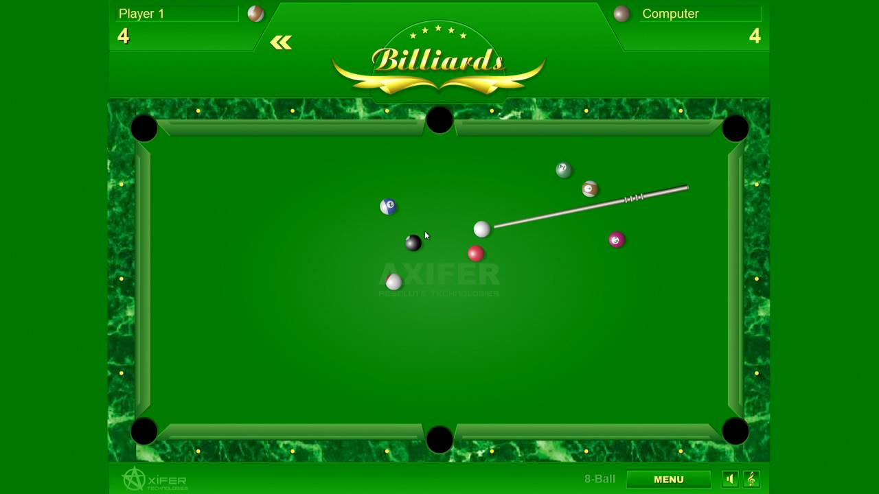 Billiard Games