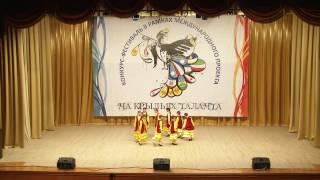 """Студия современного искусства RISE Башкирский танец """"Байык"""""""
