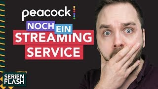 Noch ein Streamingdienst | Alle Infos zu PEACOCK  - dem neuen SKY |SerienFlash