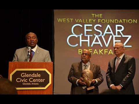 'Celebrating Diversity' West Valley Foundation - 2017 César Chávez Breakfast