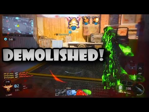 THEY GOT ABSOLUTELY DEMOLISHED! Call of duty black ops 3
