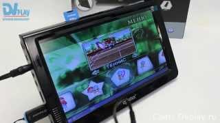 Eplutus EP-1019 - обзор цветного ЖК телевизора(Знакомимся с 10,2