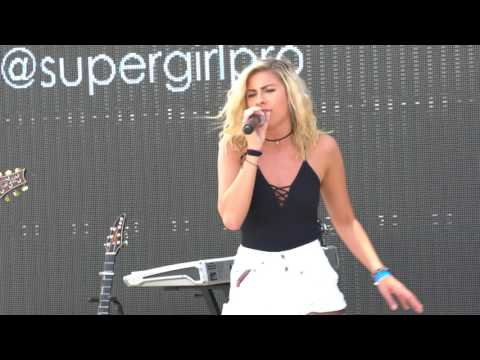 Attention - Andie Case - Supergirl Pro concert series