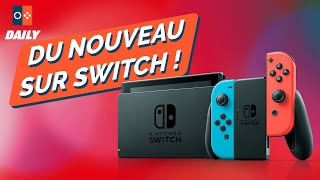 LA SWITCH SE MET À JOUR ! - JVCom Daily