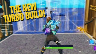 HOW TO TURBO BUILD AFTER PATCH! - FORTNITE SEASON X