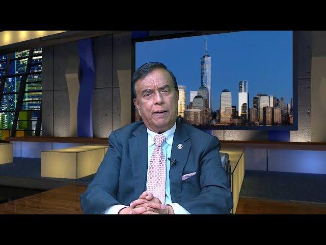 KV Kumar - Chairman Indian American International Chamber of Commerce
