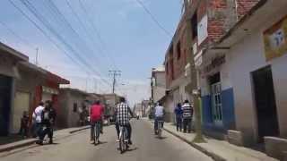Dando una vuelta en Juventino Rosas, Guanajuato