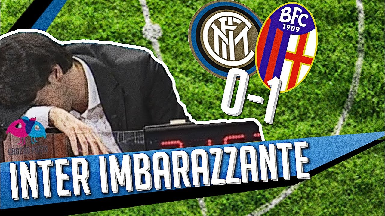Direttastadio 7Gold - (INTER BOLOGNA 0-1) - YouTube