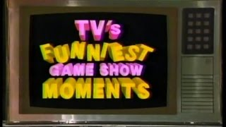 TV's Funniest Game Show Moments (8.05.1984)
