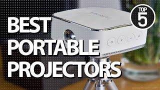 Best Pocket LED Projectors 2018