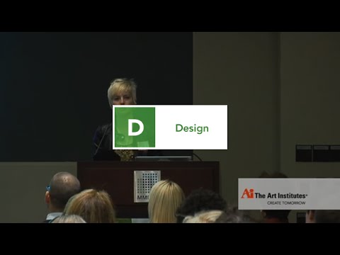 Joy Burke - Challenging Creativity | Art Institutes | Graphi