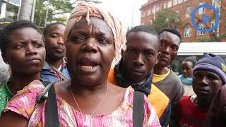 Marigoini residents demand Uhuru's intervention to save their land