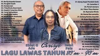 Ebiet G Ade Chrisye Iwan Fals Full Album Lagu Lawas Indonesia 80an Dan 90an Terbaik MP3