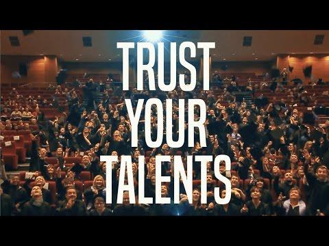 TRUST YOUR TALENTS | IAE Caen