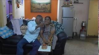 sampath suganthi 26th marriage anniversary day  23 8 2017