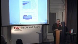 TEDxTurgenevLibrary - Boris Dubin - About Paper and Electronic Reading