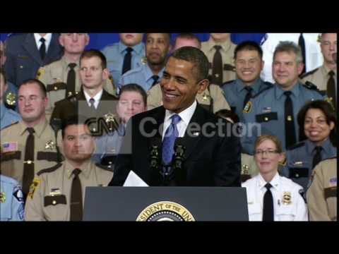 MN:OBAMA CALLS OUT ERIC HOLDER (FUNNY MOMENT)