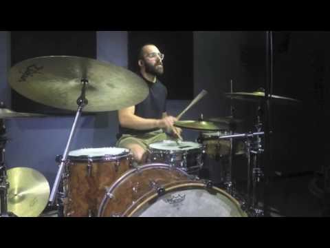 Chris Allison - Instrumental (adj.) - A Series Of Disagreements - Drum Play Through