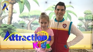 Paw Patrol Live! The Great Pirate Adventure and V.I.P. Party