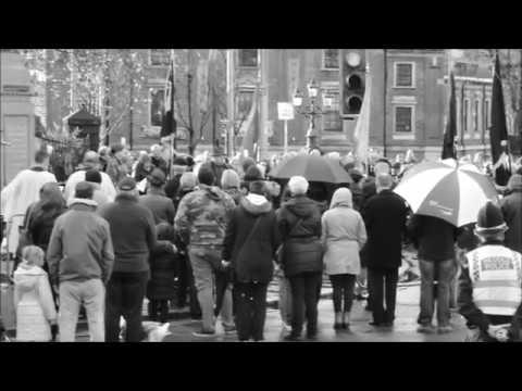Remembrance Sunday Maesteg 2017