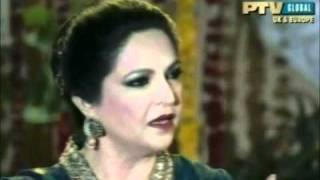 Tahira Syed - Pal Pal Bai Jana - Virsa Heritage - Ptv Live