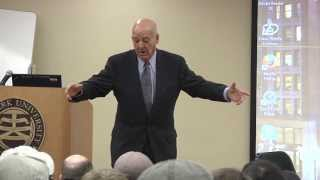 Dr. Cyril Wecht Lectures on the John F. Kennedy Assassination-50 Years Later