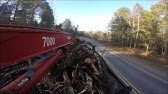 Prentice Grapple Loader - YouTube