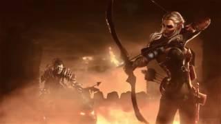 Браузерная онлайн игра Войны Престолов играй бесплатно - трейлер