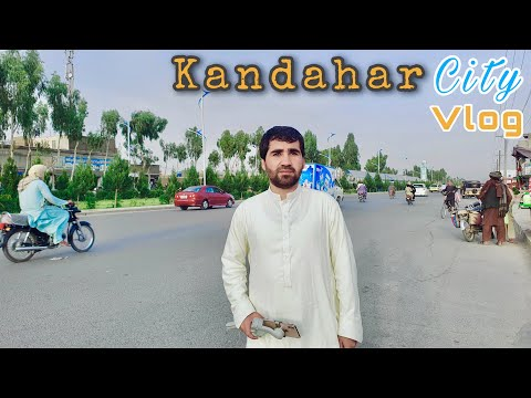 Ride Kandahar City a day Before Ramazan | Vlog | Afghanistan | 2021 | Qawi Khan